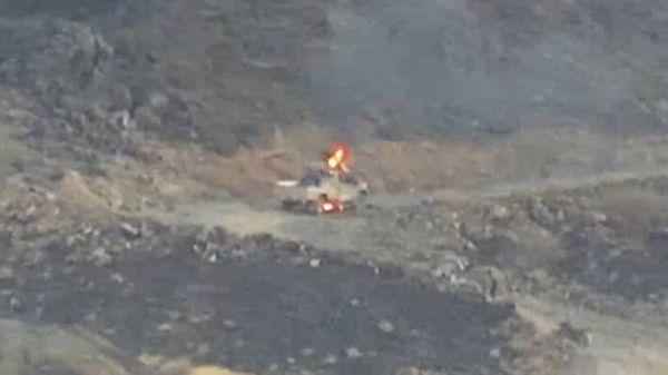 قصف جوي ومدفعي يدك مجاميع وتعزيزات حوثية في جبهات غرب مأرب