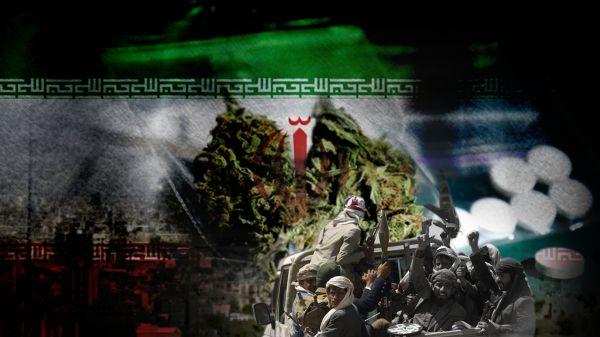 من طهران إلى مران.. المخدرات سلعة رائجة في تجارة مليشيا الحوثي