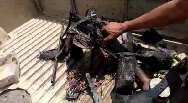 منظمة حقوقية: استخدام الحوثيين الطيران المسير لقتل المدنيين في الحديدة «تطور خطير»