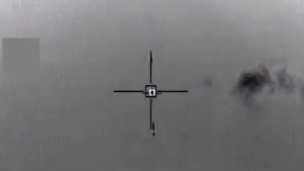 إسقاط طائرة مسيرة لمليشيات الحوثي باتجاه السعودية
