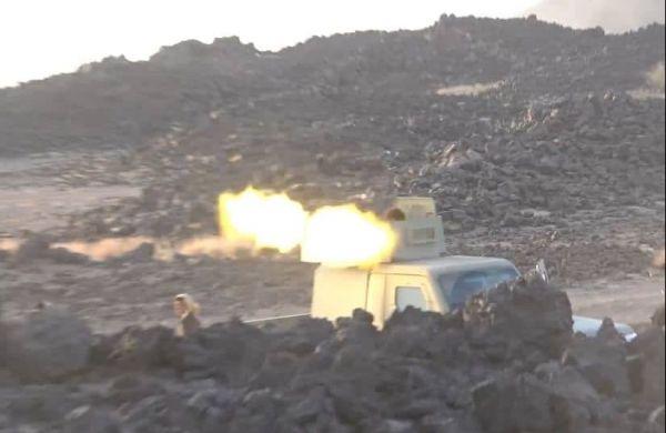 مقتل 13 حوثيا في معارك المشجح غرب مأرب