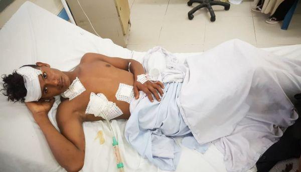 أحدهم توفي.. أطباء بلا حدود تعلن استقبال 22 جريحًا سقطوا بتفجير حوثي شرق تعز