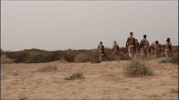 كسر هجوم حوثي غرب حجّة