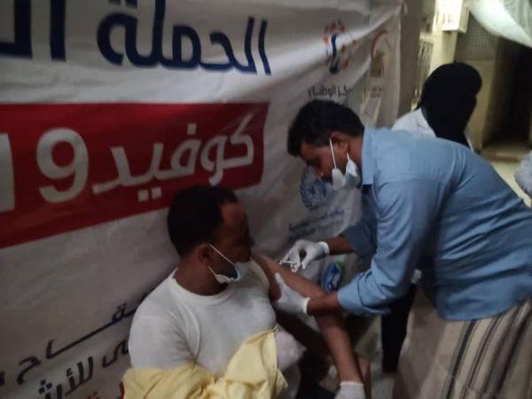 تسجيل 17 إصابة جديدة بكورونا في خمس محافظات يمنية وإطلاق جولة ثانية من التطعيم