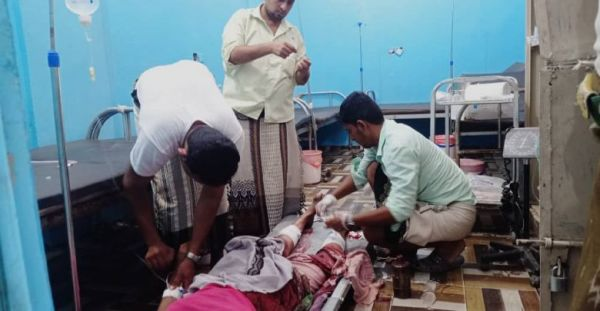 استشهاد امرأتين وإصابة ثالثة بانفجار لغم زرعه الحوثيون جنوب الحديدة