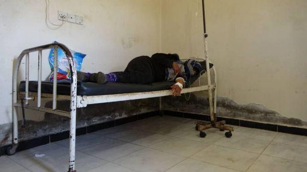 إصابة فتاة برصاص الحوثيين شمالي الضالع