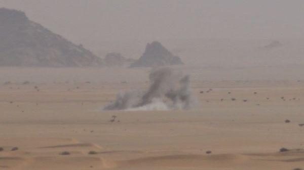الجوف .. قوات الجيش تكسر هجوماً حوثياً شرق الحزم